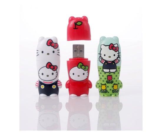 Three New Adorable Hello Kitty Mimobot Flash Drives