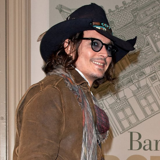Johnny Depp at Barnes & Noble in NYC | Pictures