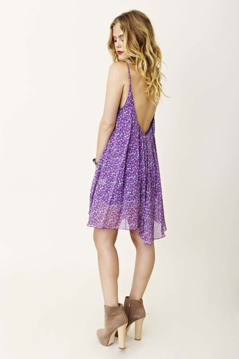 "This frothy Blu Moon Lavender Baby Doll Dress ($159) has ""Coachella"" written all over it."