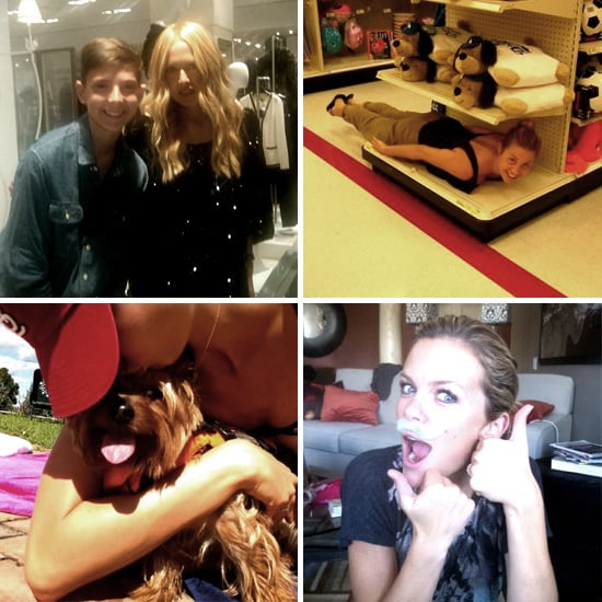 Pictures of Celebrities and Models on Twitter Aug. 16, 2011 2011-08-16 11:30:06