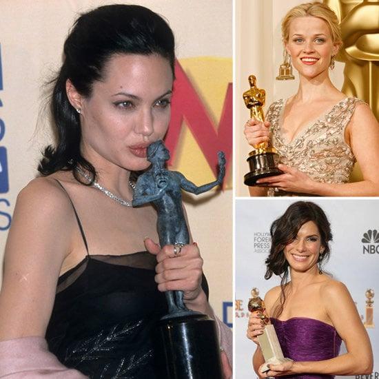 Triple Threat: Actresses Who Swept Awards Season