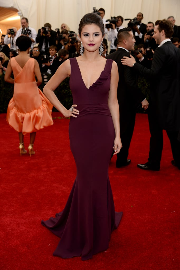Selena Gomez at the 2014 Met Gala