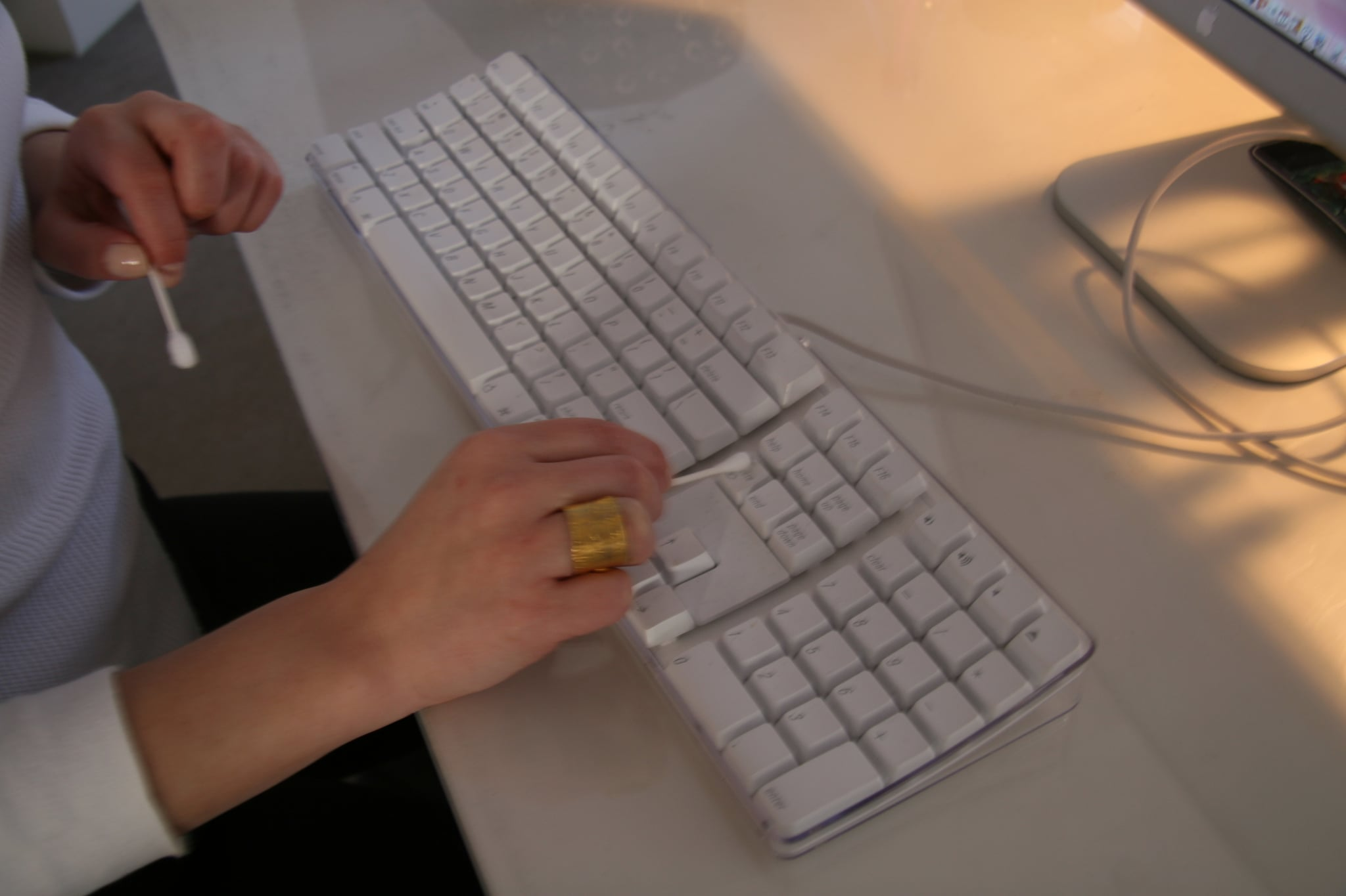 How To Clean Your Keyboard