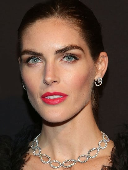 Hilary Rhoda's Wedding Dress is Stunning