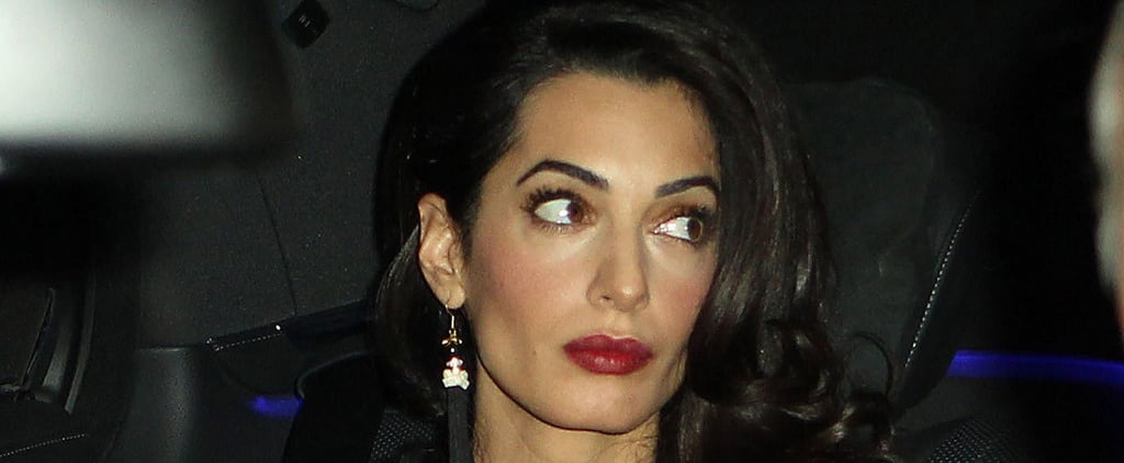 Amal Alamuddin's Second Wedding Gown Proves Her Style Is Truly Golden
