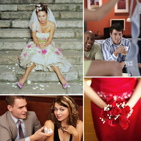Très is talking reader wedding dilemmas, from cold feet to crazy future mother-in-laws.