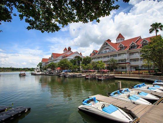 2-Year-Old Child Dragged Into the Water by Alligator near Disney's Grand Floridian Resort