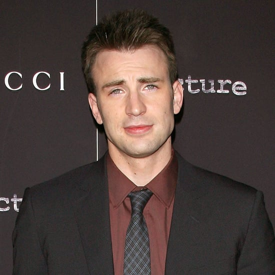 Chris Evans Pictures at the NYC Premiere of Puncture