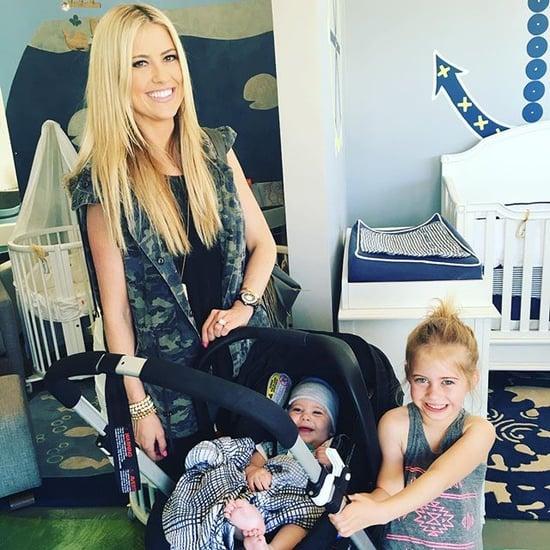 Christina El Moussa's Difficult Birth