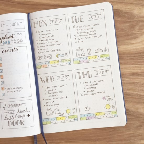 What Is Bullet Journaling?