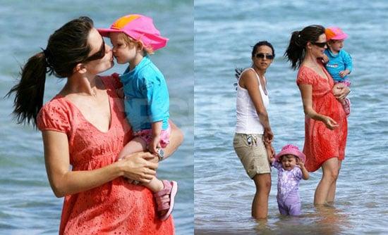 Isabella & Violet: Cutest Celebrity Babies BFF Ever!