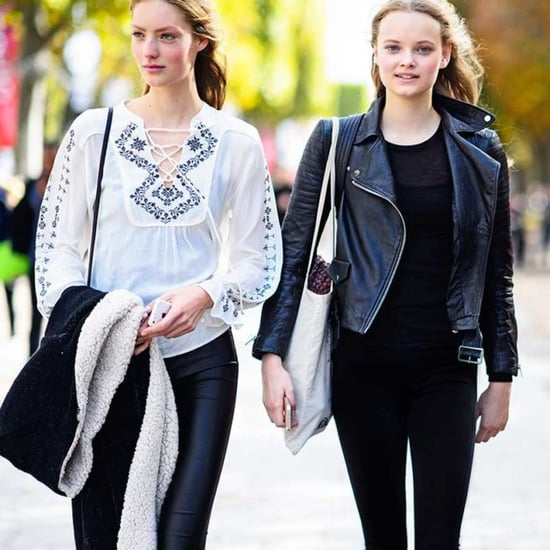 Unexpected Ways To Wear Leggings This Fall