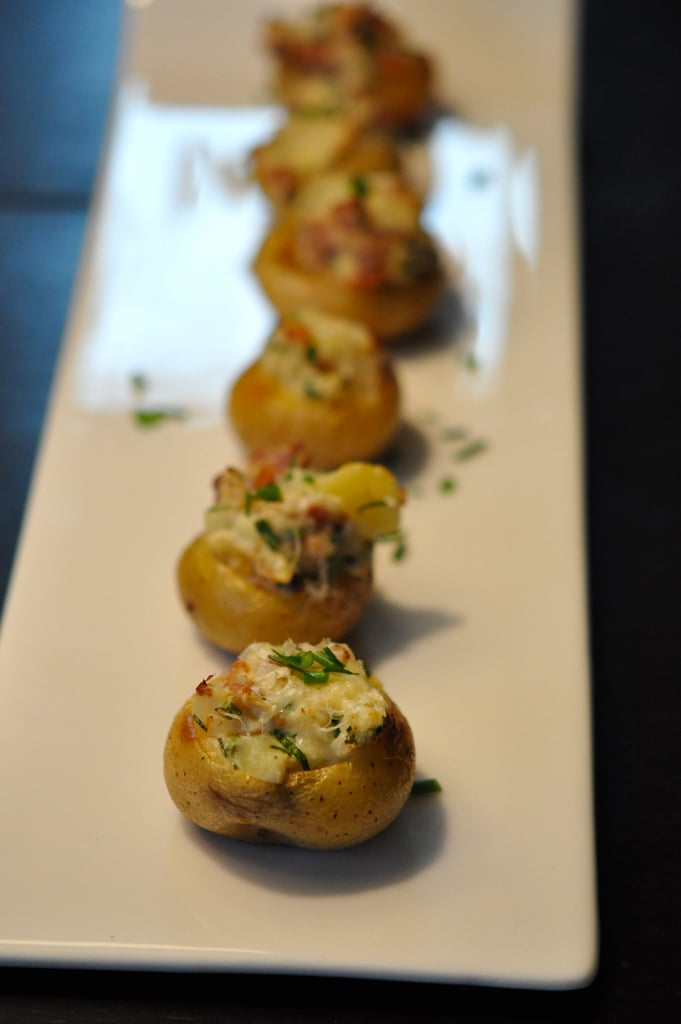 Killer App: Bite Sized Twice Baked Potatoes