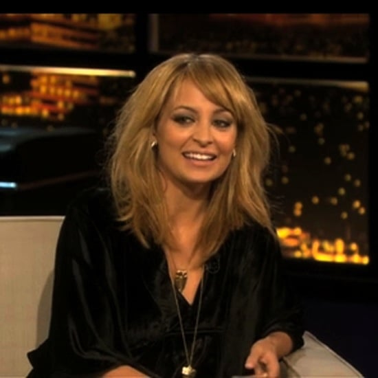 Nicole Richie Talking About Her Kids on Chelsea Lately Video