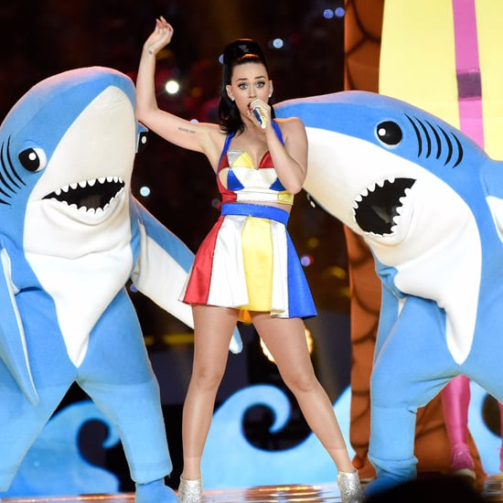 Pictures of Celebrities at Super Bowl Games