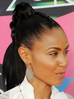 Jada Pinkett Smith at 2010 Kids Choice Awards 2010-03-27 18:07:32