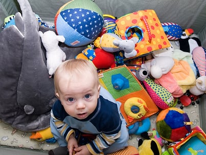 5 Ways To Avoid Toy Overload
