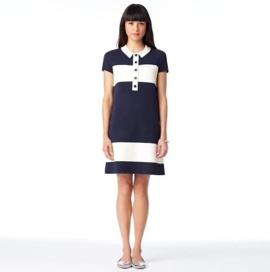 Add a preppy polish to your look with this Kate Spade Eryne sweater dress ($226, originally $378).