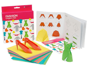 Simply Fab: Fashion Origami