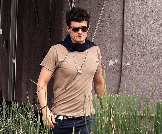 Photo of Orlando Bloom Out in LA