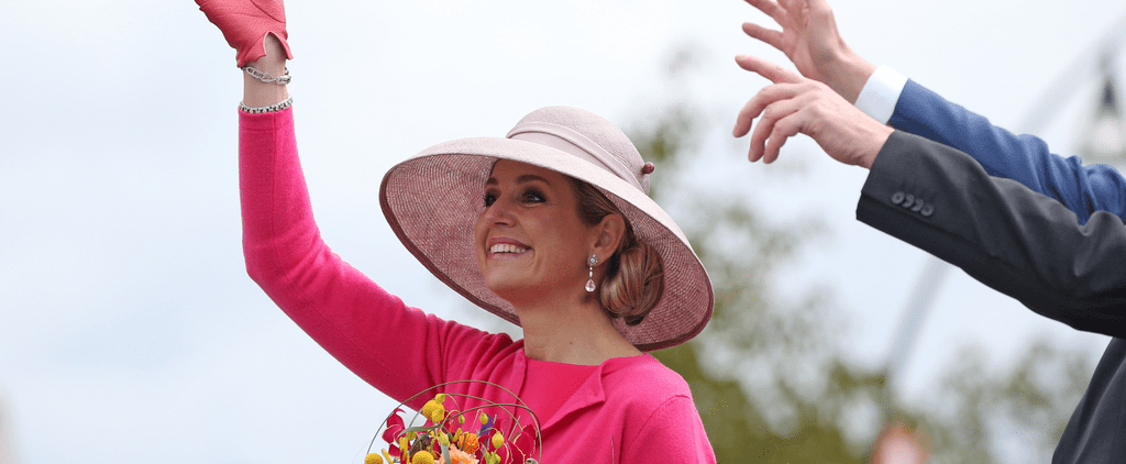 We Can't Be the Only Ones Getting Audrey Hepburn Vibes From Queen Máxima