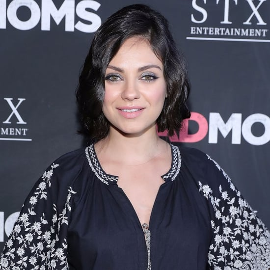 Mila Kunis at Bad Moms New York Premiere July 2016