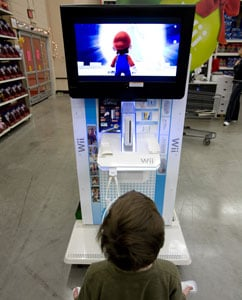 Nintendo Dominates Video Game Console Sales Over Holiday Shopping Week