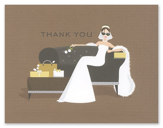 5 Modern Rules For Wedding Thank-You Notes