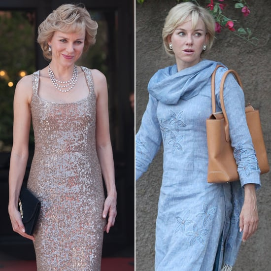 Naomi Watts Diana Movie Costumes | Pictures | POPSUGAR Fashion