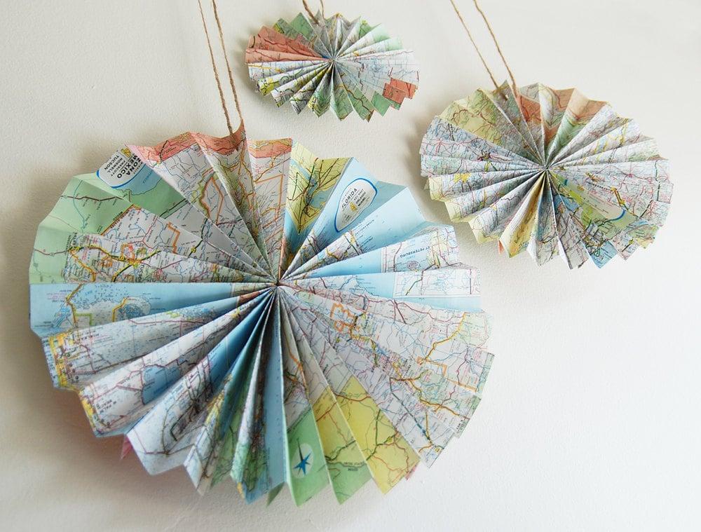 Map Rosette