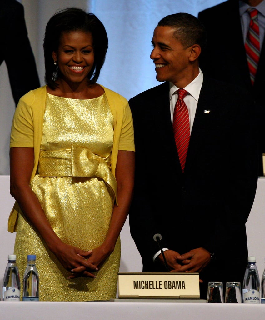 In October 2009, Barack and Michelle Obama teamed up in Copenhagen for the Chicago 2016 presentation, hoping their hometown could host the 2016 Olympics.