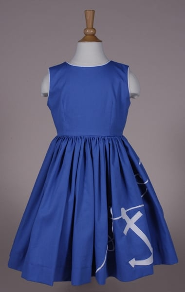 Melodie Dress with Anchor ($68)
