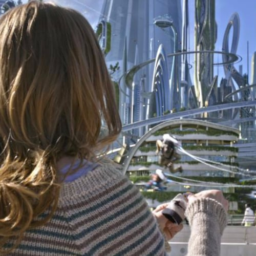 Review of Tomorrowland