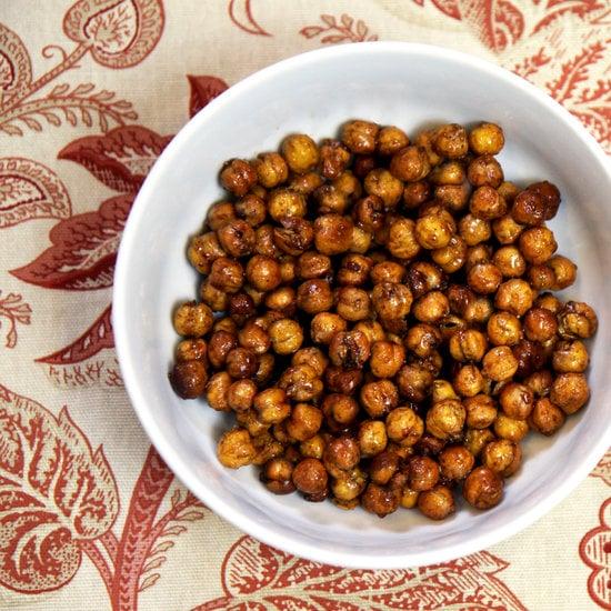 Cinnamon-Spiced Chickpeas