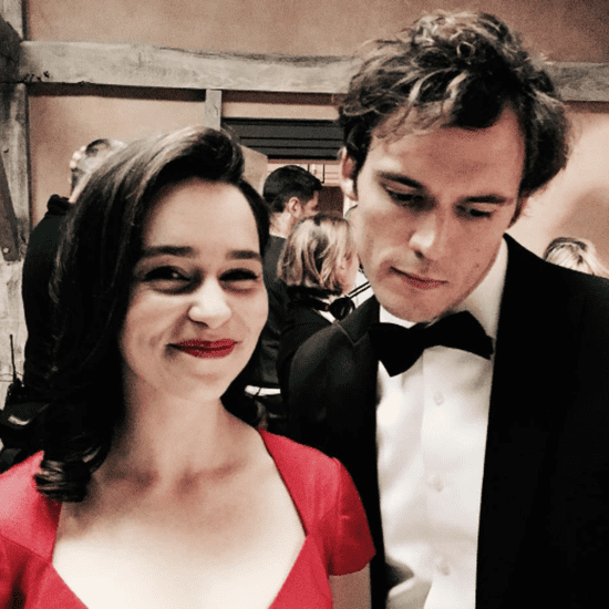 Emilia Clarke and Sam Claflin Prank War