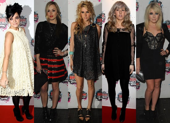 Photos from the 2010 NME Awards in London