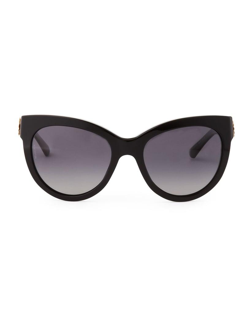 Rosie Huntington Whiteley Cat Eye Sunglasses