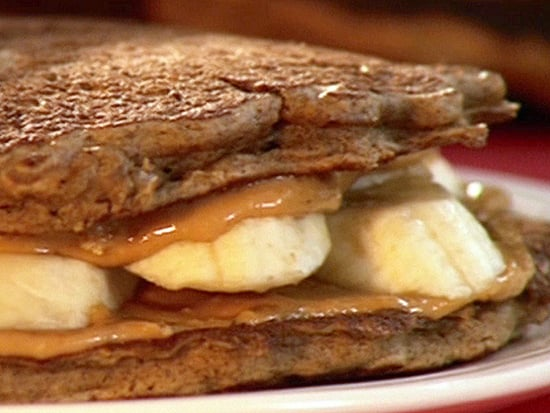 Elvis Pancake Sandwiches