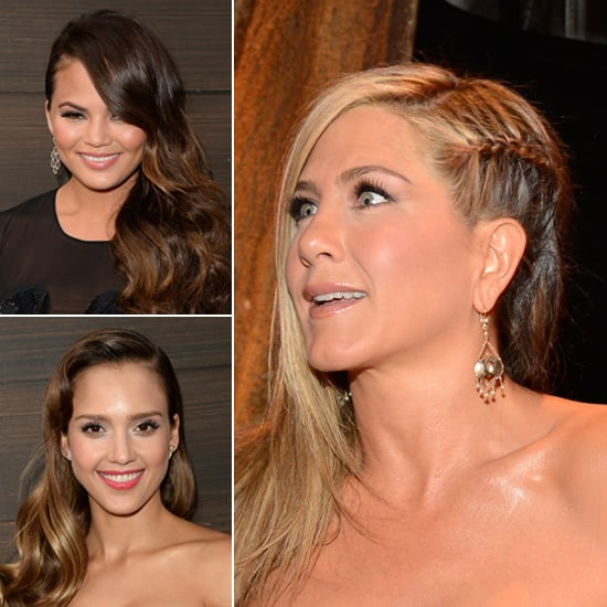 Jennifer Aniston's Side Braid and More Laid-Back Styles at the Guys Choice Awards
