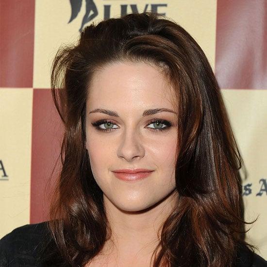 Kristen Stewart's Makeup at the LA Film Festival 2011-06-22 10:11:00