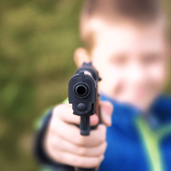 Gun Rights Activist Shot by 4-Year-Old Son
