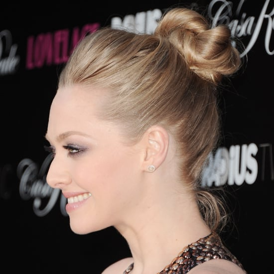 Amanda Seyfried Hair | Lovelace Premiere