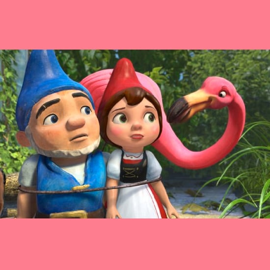 Flamingo in Gnomeo and Juliet