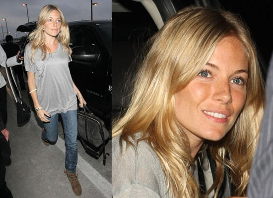 Photos of Sienna Miller Who Has Split Up With Balthazar Getty and Is Rumoured to Be Getting Close to Josh Hartnett