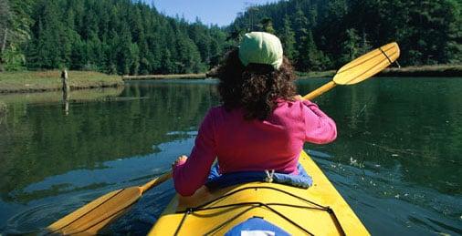 Beginner's Guide To Canoe & Kayak Paddling