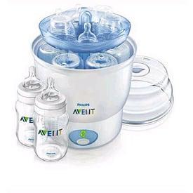 Sterilization of Baby Bottles