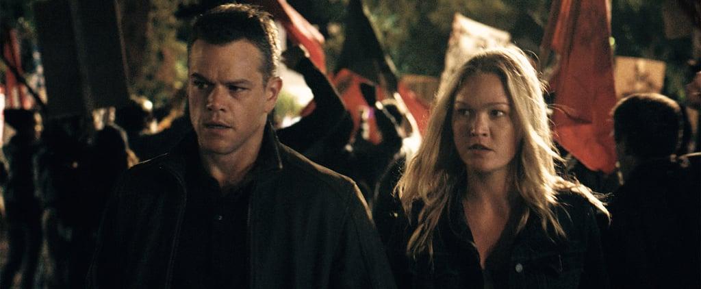 Jason Bourne Trailer: Matt Damon Sheds His Shirt and Smashes Up Vegas