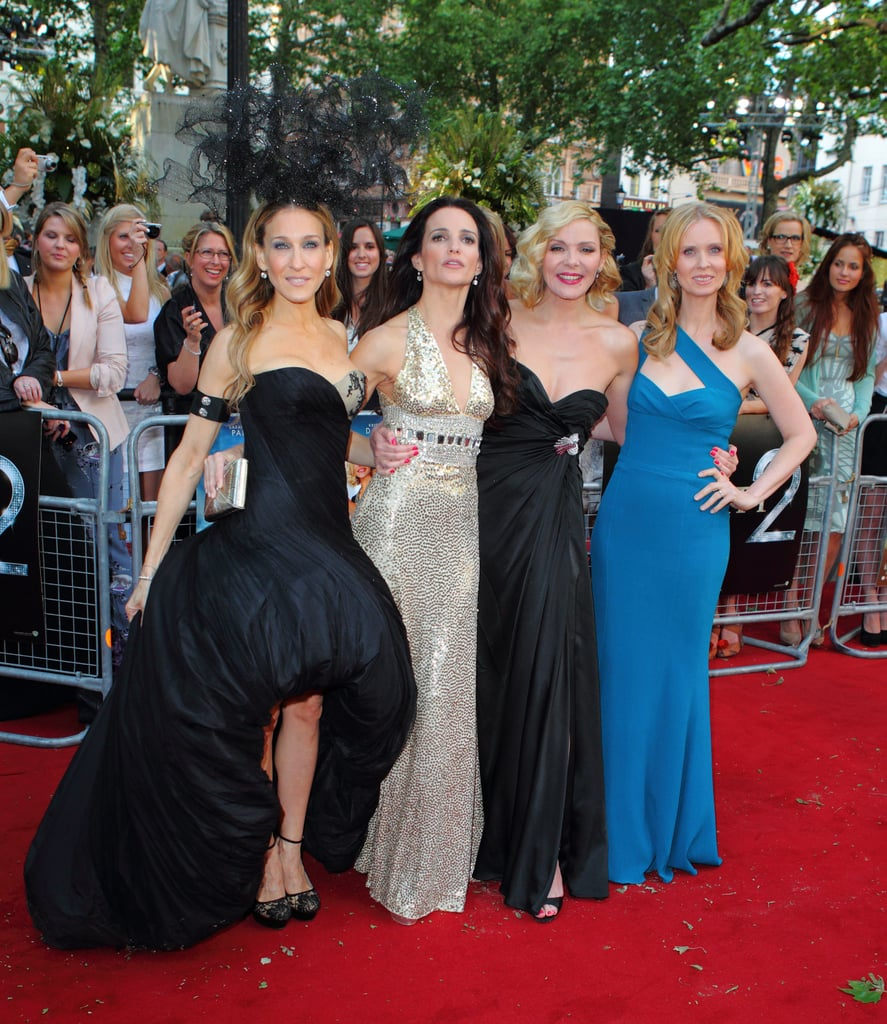 Pictures of SATC 2