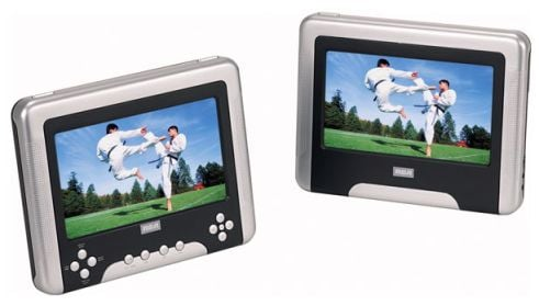Personal DVD Player