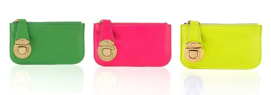 Neon-Tastic! Win One of Three Marc Jacobs Collection Day Fluo Key Pouches
